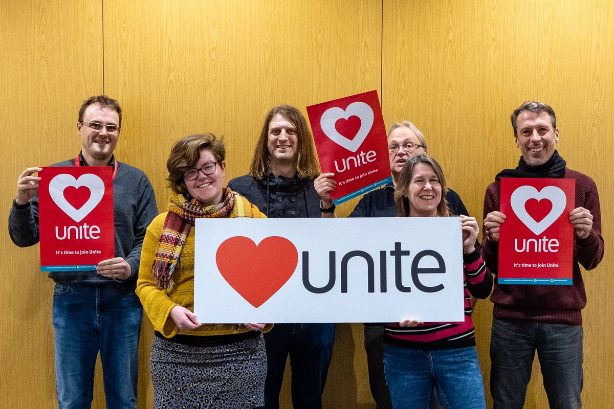 Matt Whaley's photo on #HeartUnions