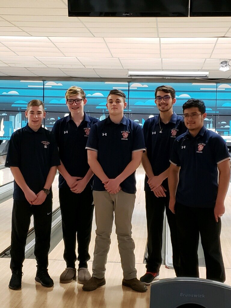 BCIT Medford Bowling team finished second place in the South Jersey Sectionals!  Congrats to the team and coaching staff @BCITTWEETS @BCITMedfordCTE