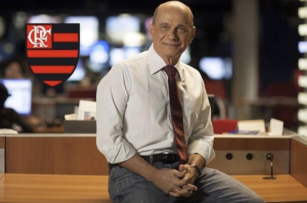 Sempre Flamengo's photo on Jornalismo