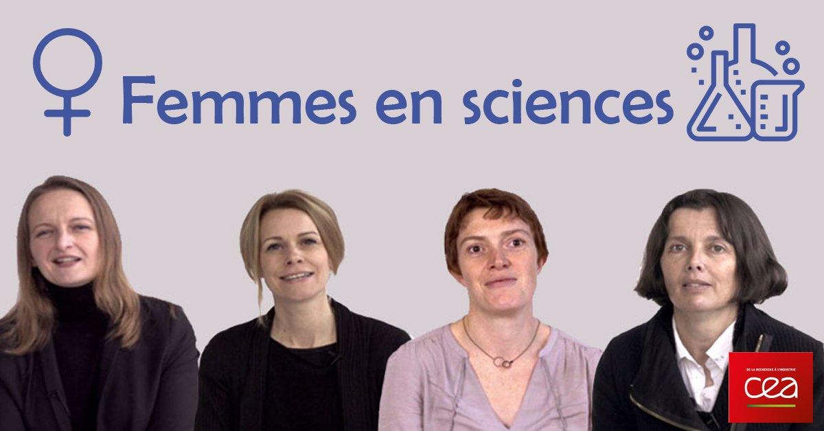 CEA Recherche's photo on #FemmesEnScience