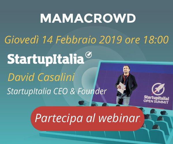 StartupItalia!'s photo on Giovedì 14