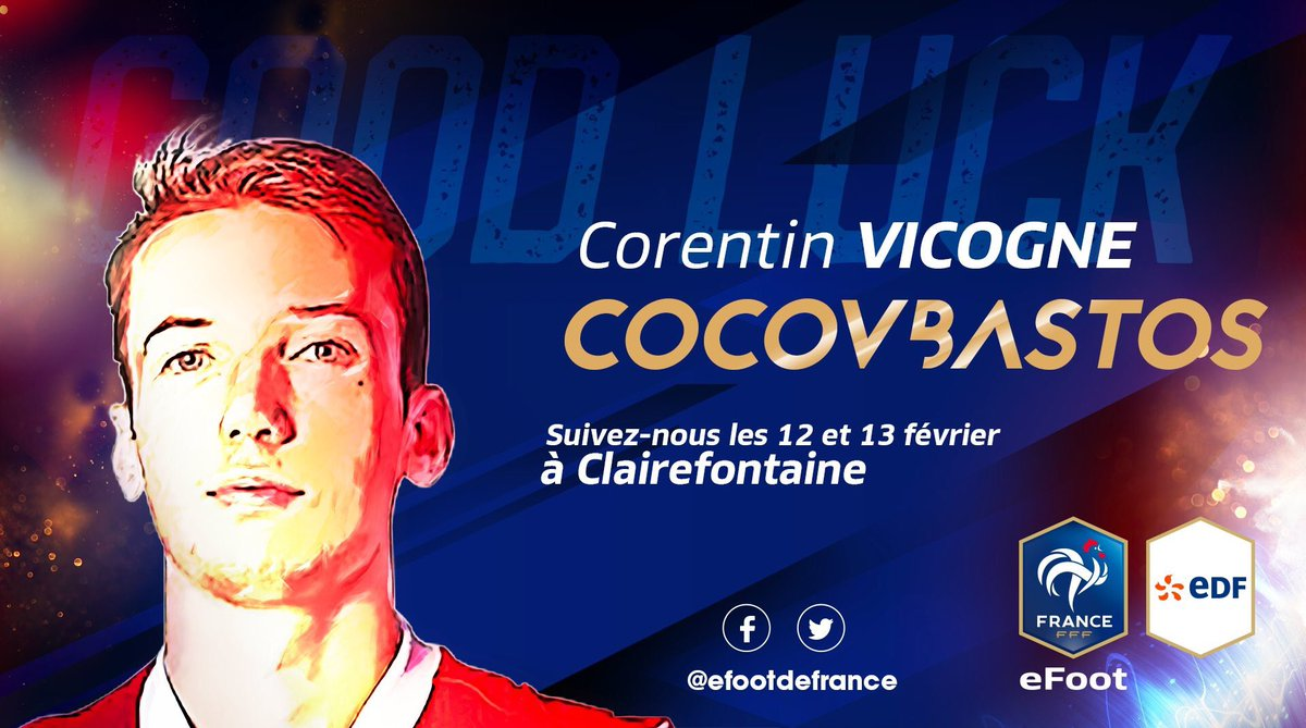 Corentin Vicogne's photo on Clairefontaine