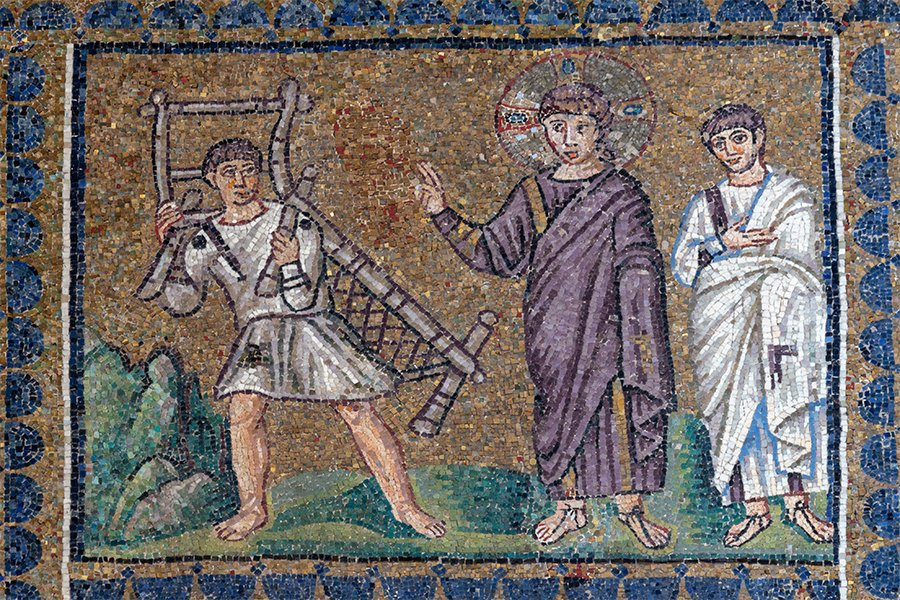 Ravenna Mosaici's photo on #giornatamondialedelmalato
