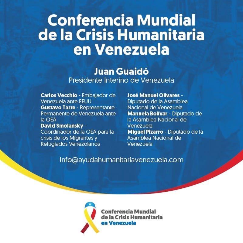 Maduro: Si algo me pasa, ¡retomen el poder y hagan una revolución más radical! - Página 7 DzIzdgXWkAAk4A5