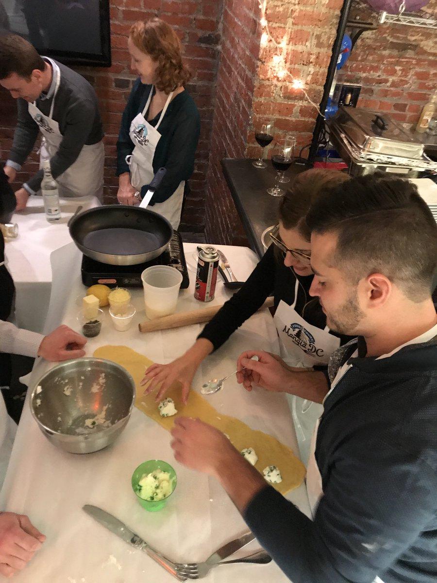 Mangia DC Food Tours's photo on Hello Monday