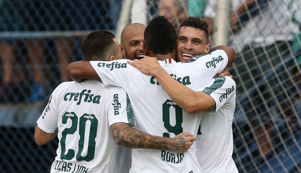 Porco da minha vida's photo on Palmeiras x Bragantino