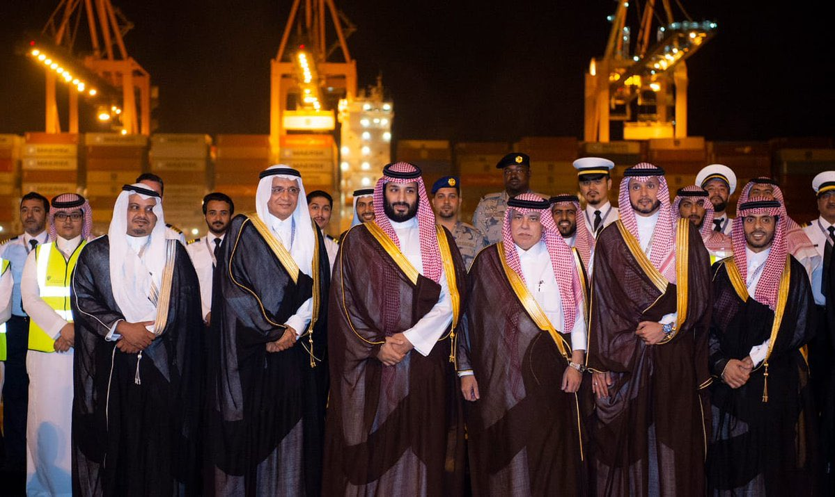 موجز الأخبار 🇸🇦's photo on #ميناء_الملك_عبدالله