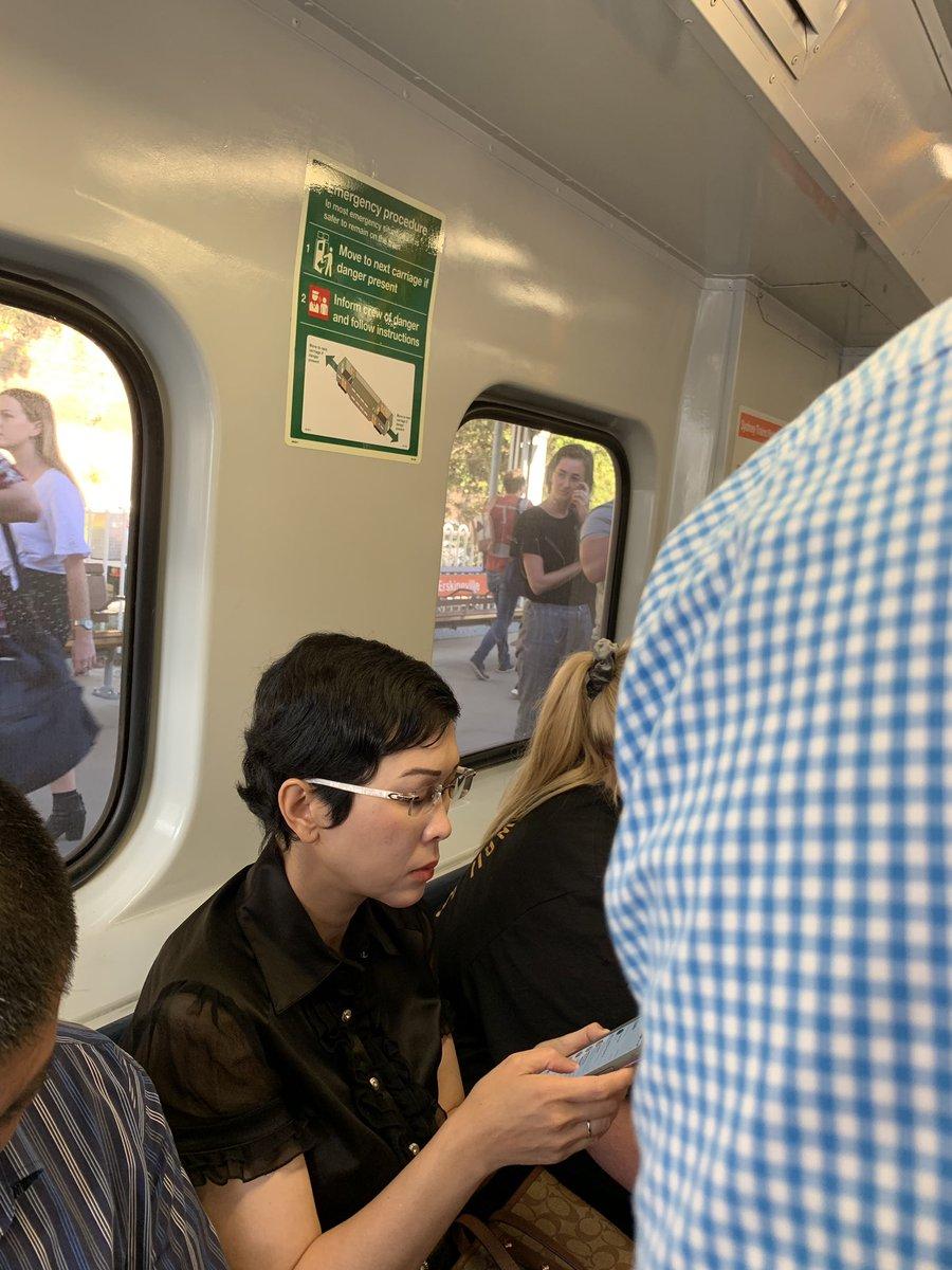Mara Jerk's photo on #sydneytrains