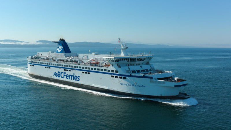 NEWS 1130's photo on BC Ferries