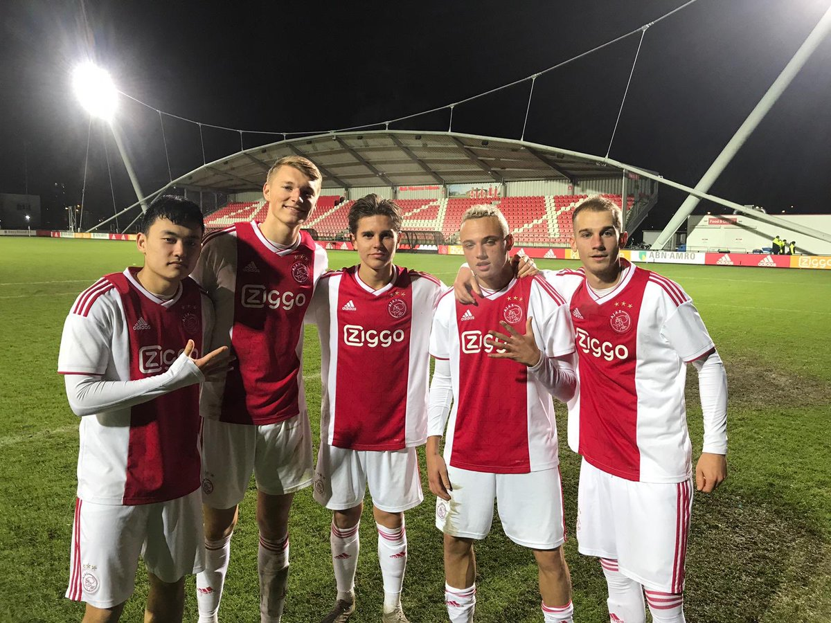 AFC Ajax's photo on #JongAjax