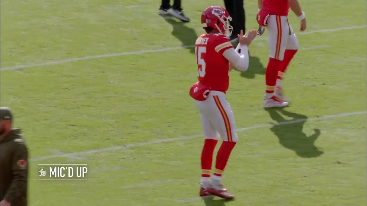 ��'WHITE EIGHTY!'   Volume up for the BEST mic'd up quarterback moments of 2018. (via @NFL Films) https://t.co/4AuXvTwUcJ
