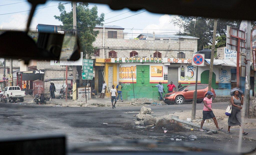 ONU Info's photo on #Haití