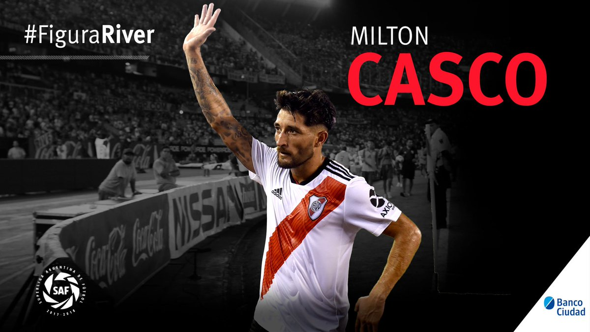 River Plate's photo on Casco