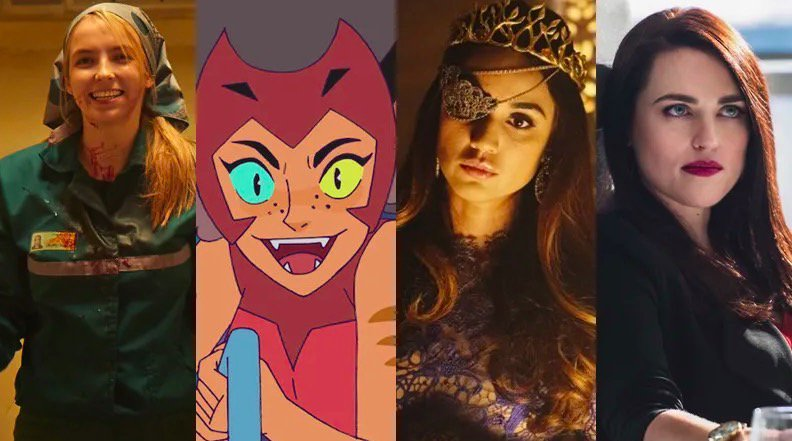 Forget strong female characters! We need complicated female characters who screw up (a lot)  http://on.io9.com/BdxD2nW
