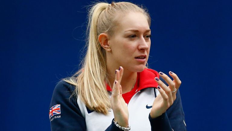 Sky Sports Tennis's photo on #fedcup