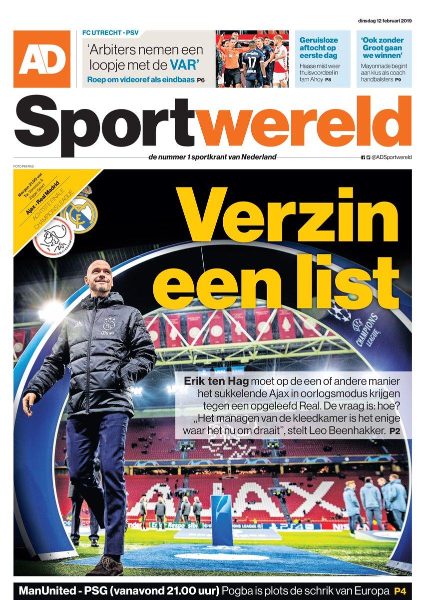 AD.nl/sportwereld's photo on leon de kogel