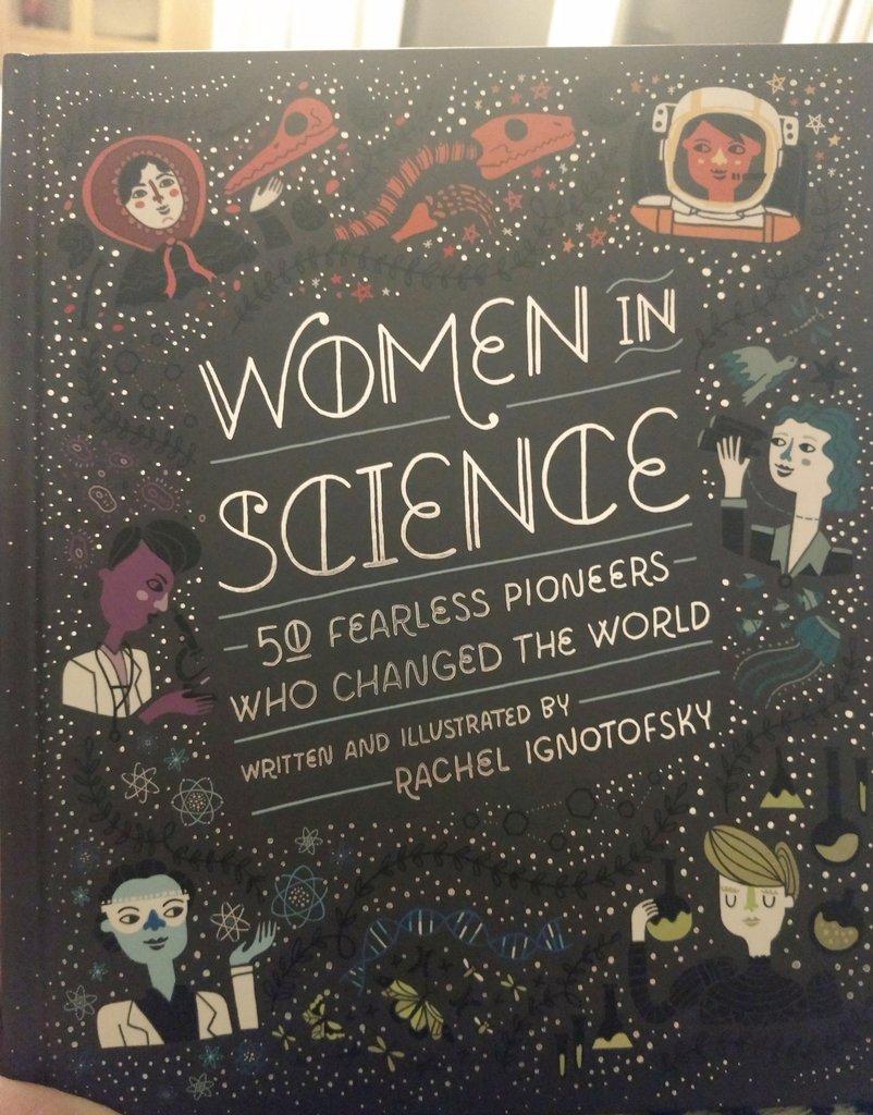 Dr Anne-Marie Baird's photo on #GirlsinScience