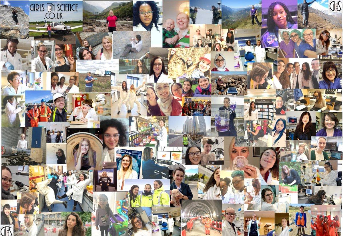 GirlsinScience's photo on #GirlsinScience