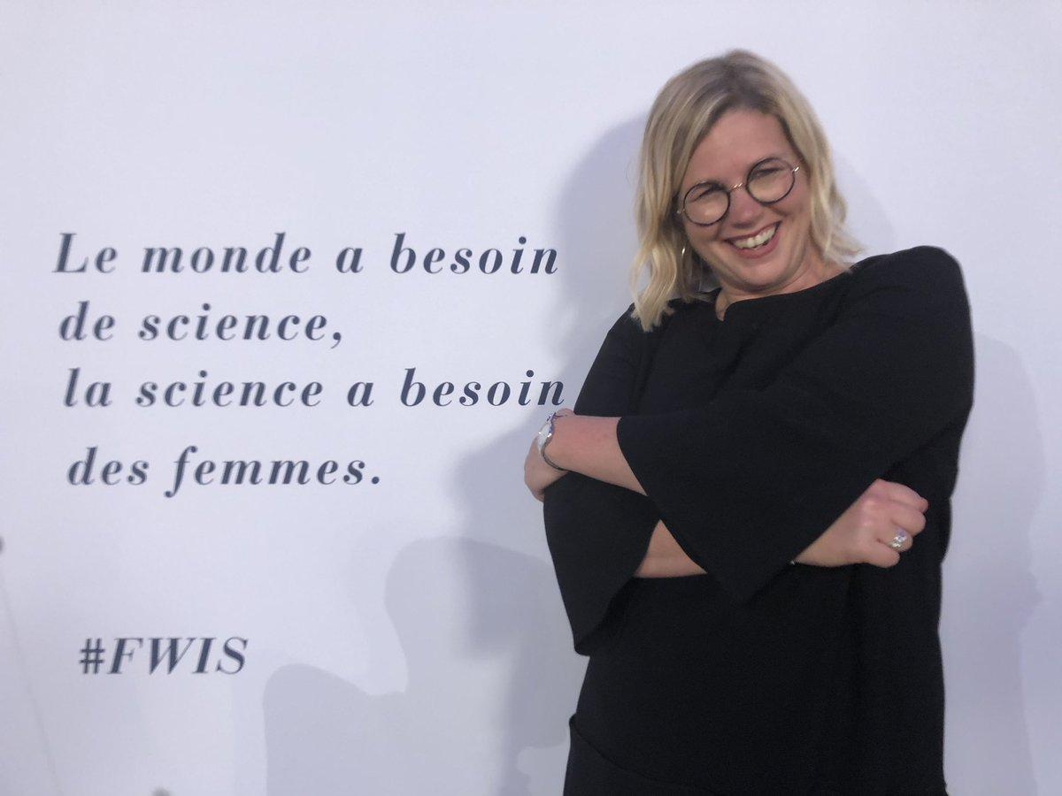 Annie Black's photo on #FemmesEnScience