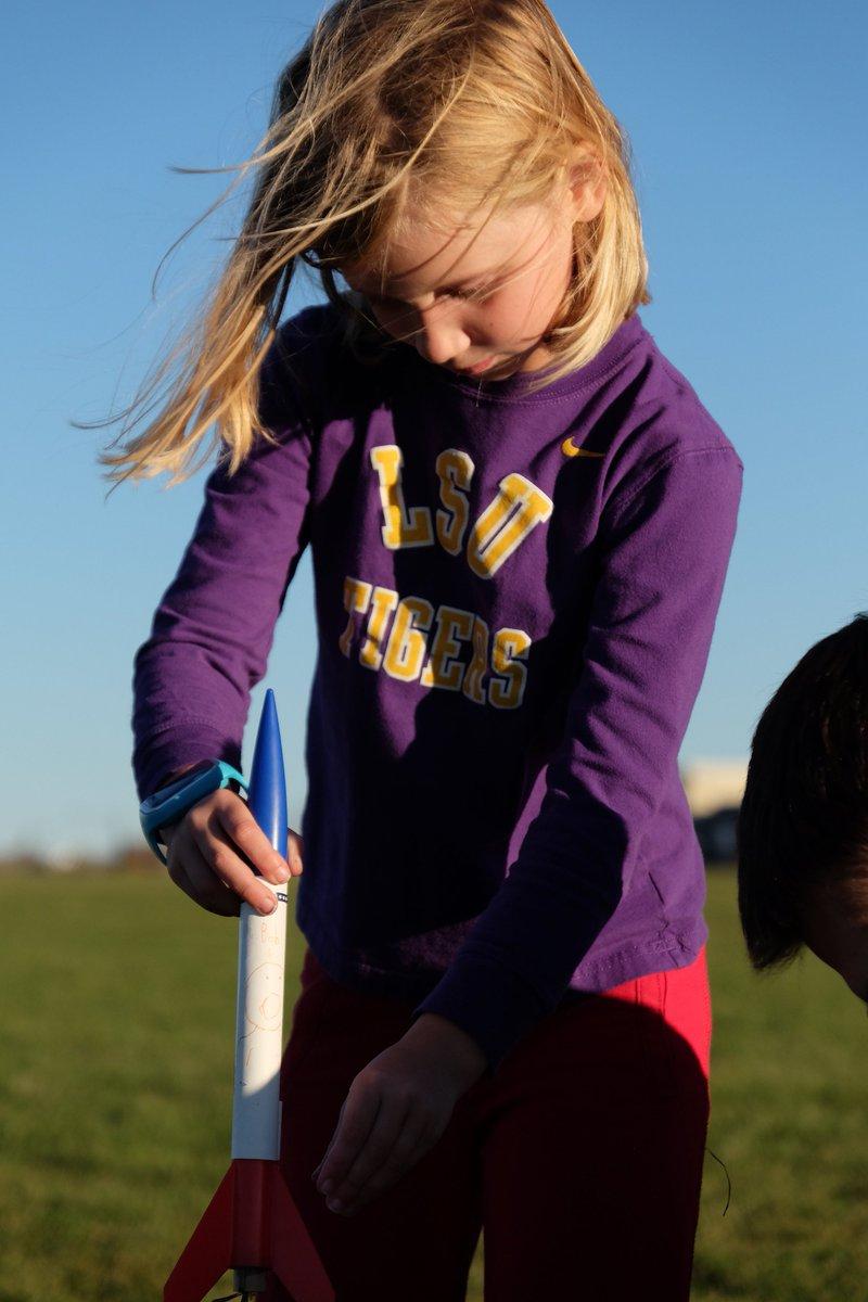 Rebecca Milman Marsh's photo on #GirlsinScience