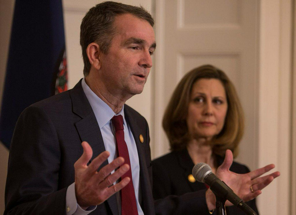 Virginia governor vows not to resign over racist incident https://reut.rs/2Sv8enR