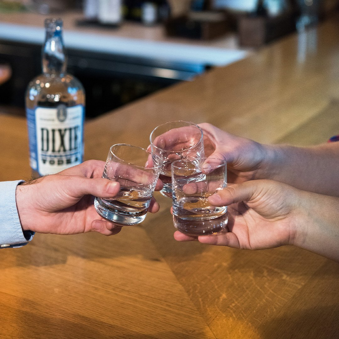 Dixie Vodka's photo on #MakeAFriendDay