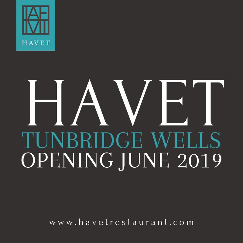 Did you guess it correctly? #Havet 3 will be opening in #TunbridgeWells in June! 🎉🙌 Watch this space for updates over the coming weeks. 👀