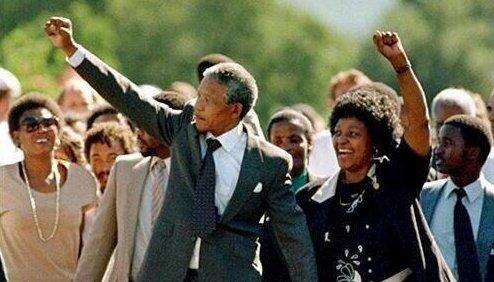 Leandri Janse van Vuuren's photo on Nelson Mandela