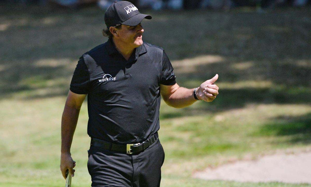 Fed.Italiana Golf's photo on Phil Mickelson