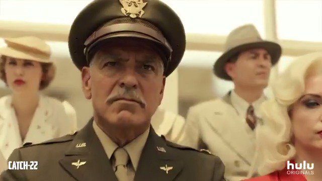 Hollywood Reporter's photo on Catch-22