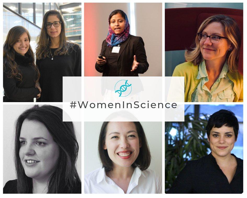 RebelBio's photo on #WomenScienceDay