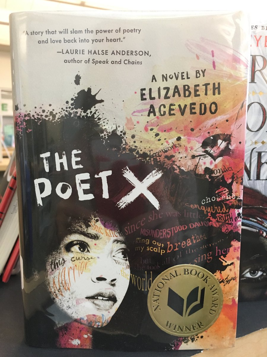 One of our copies of <a target='_blank' href='http://search.twitter.com/search?q=ThePoetX'><a target='_blank' href='https://twitter.com/hashtag/ThePoetX?src=hash'>#ThePoetX</a></a> is back at the library and waiting to go home with you. <a target='_blank' href='http://search.twitter.com/search?q=AARI19'><a target='_blank' href='https://twitter.com/hashtag/AARI19?src=hash'>#AARI19</a></a> <a target='_blank' href='http://search.twitter.com/search?q=BestFriends'><a target='_blank' href='https://twitter.com/hashtag/BestFriends?src=hash'>#BestFriends</a></a> <a target='_blank' href='http://twitter.com/wakefieldchief'>@wakefieldchief</a> <a target='_blank' href='http://twitter.com/WHSHappenings'>@WHSHappenings</a> <a target='_blank' href='http://twitter.com/principalWHS'>@principalWHS</a> <a target='_blank' href='http://twitter.com/APSLibrarians'>@APSLibrarians</a> <a target='_blank' href='https://t.co/601oCfZ0QQ'>https://t.co/601oCfZ0QQ</a>