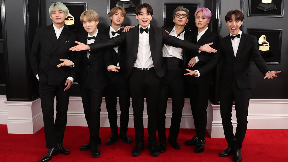 .@BTS_twt made history on the #Grammys stage: 'Thank you to all our fans for making this dream come true, and we'll be back'  https://t.co/a39Zo2N4DI