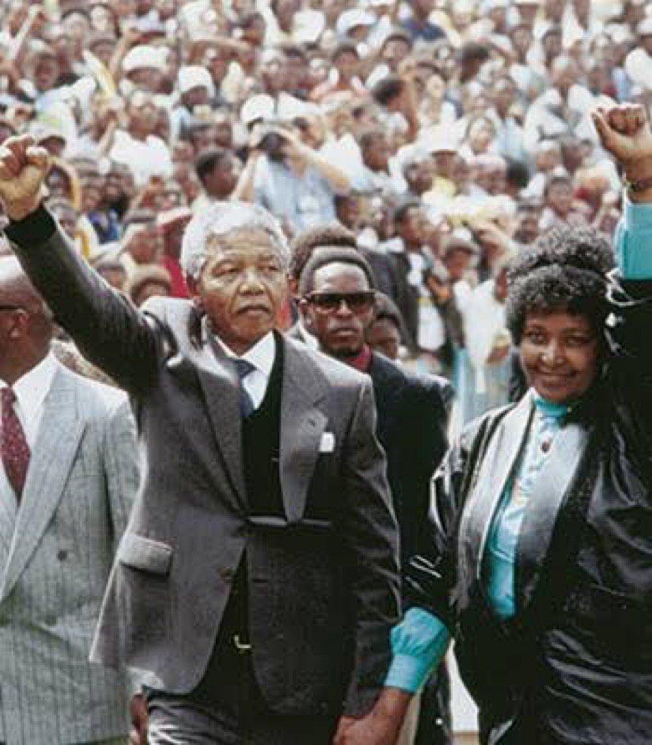 Un Dia Como Hoy ️'s photo on Nelson Mandela
