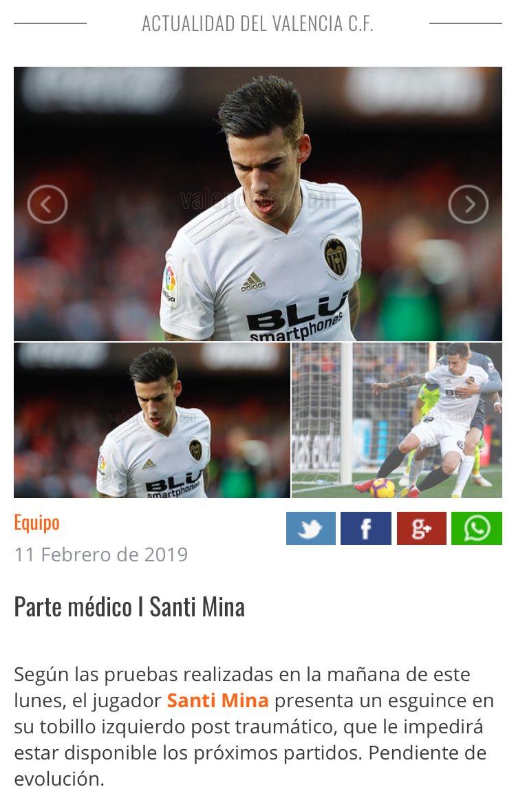DeportesCOPEValencia's photo on Santi Mina