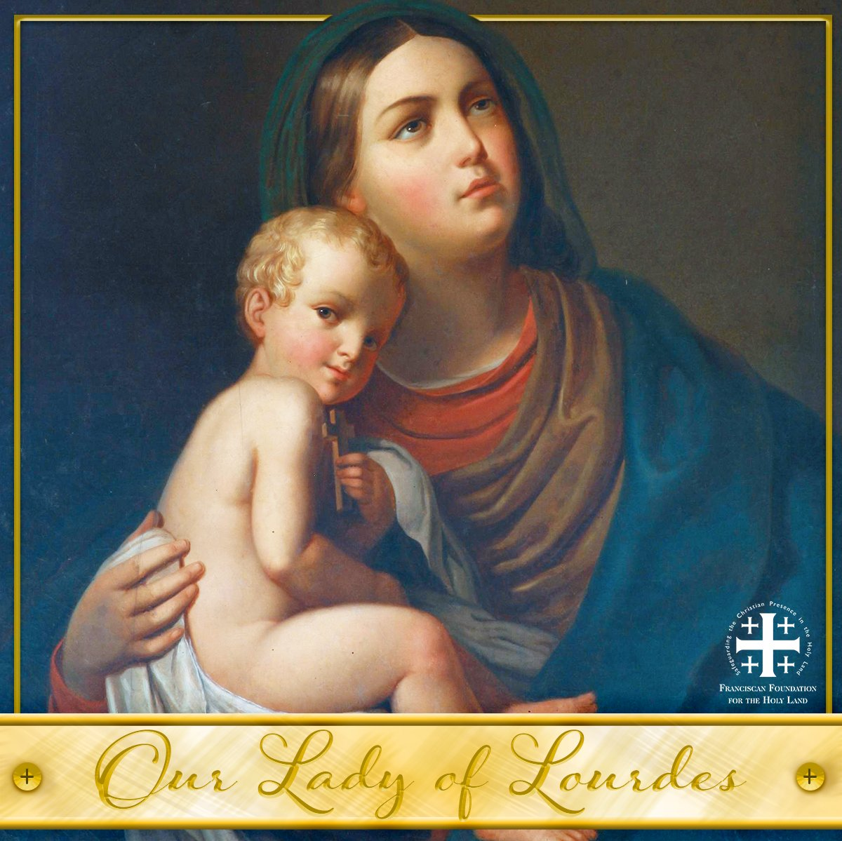 FFHL's photo on our lady of lourdes