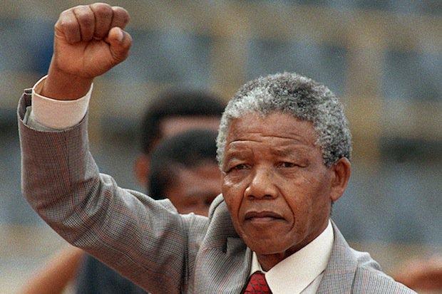 John Autry's photo on Nelson Mandela