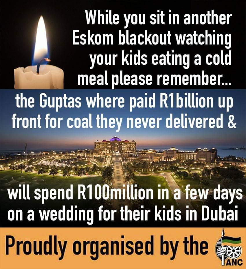 Proudly brought to you by ANC