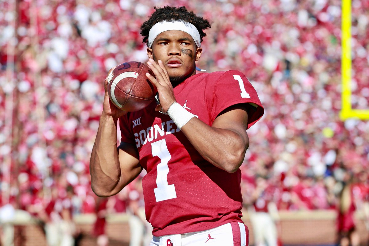 Bleacher Report's photo on kyler murray