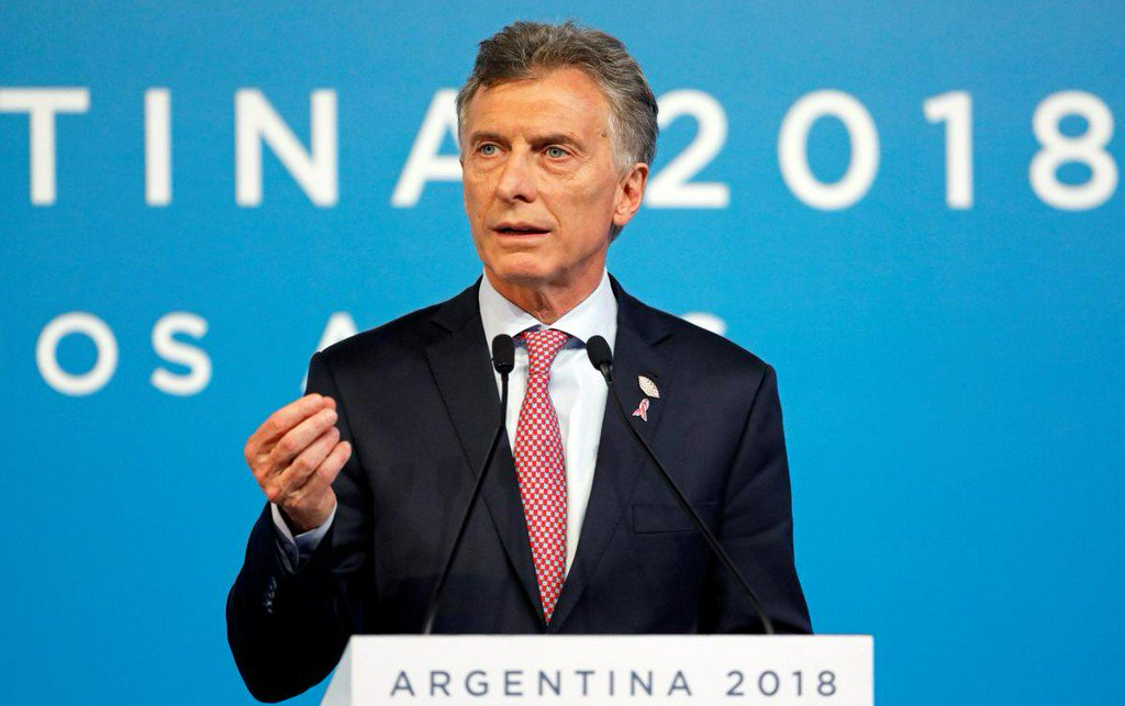 In Argentina, 'Macri economics' plays whack-a-mole with crises https://reut.rs/2DsHCtx