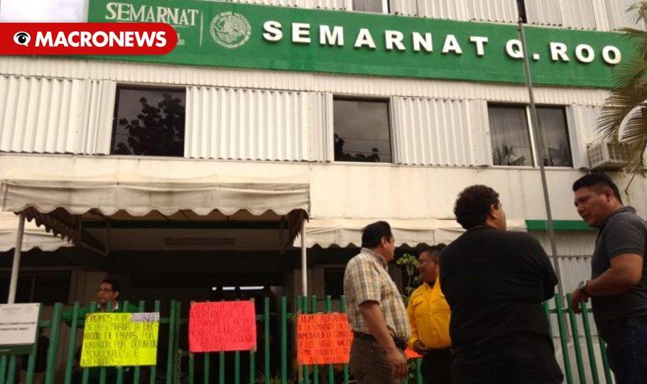 Macronews's photo on #Semarnat