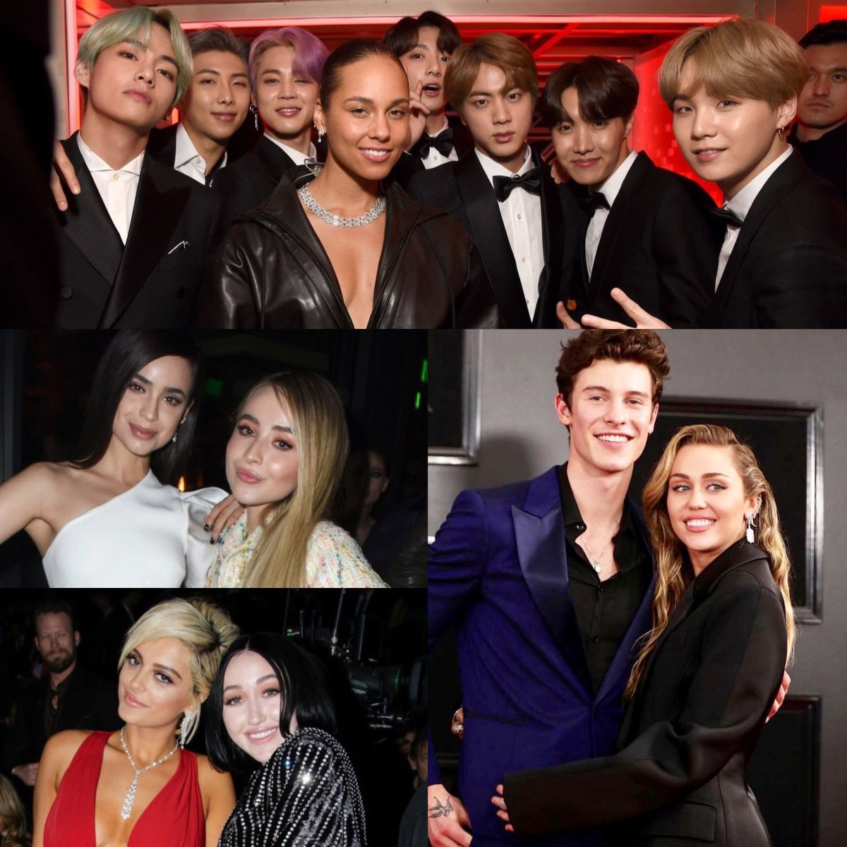 It&#39;s #NationalMakeAFriendDay! We love these friendships from the #GRAMMYs!<br>http://pic.twitter.com/DFz5fzZKQ3