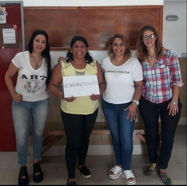 Sadop Pilar's photo on #SalariosDignos