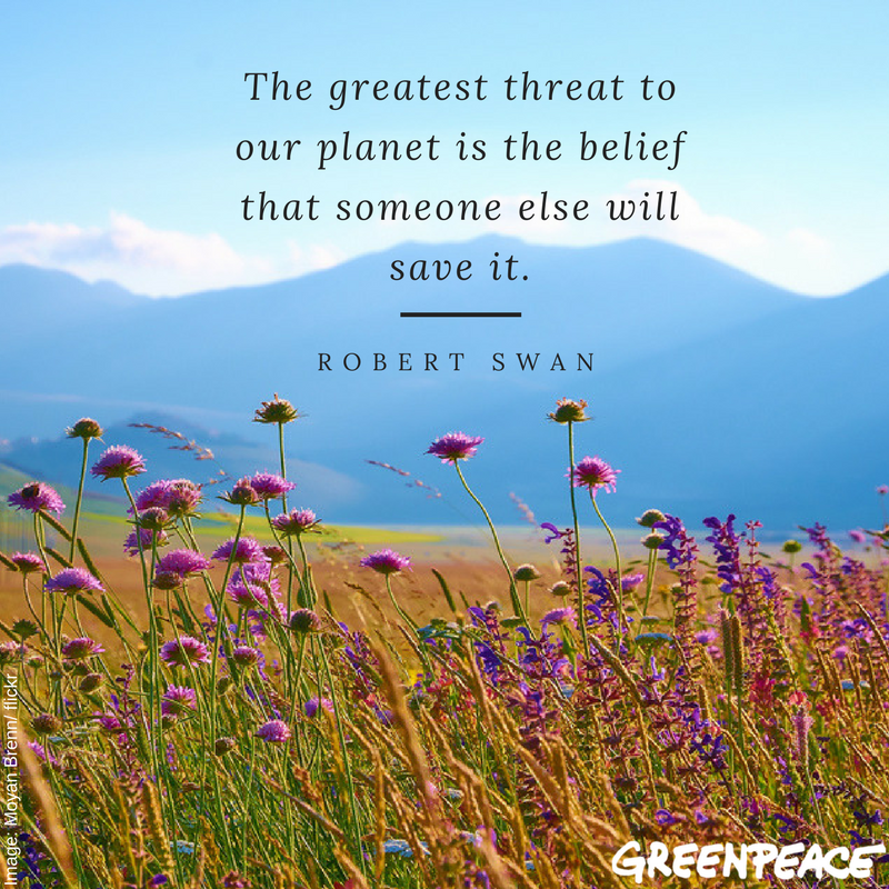 👋🏼 Hey you, yes you! How are you saving the planet today? 💚 #MondayMotivation