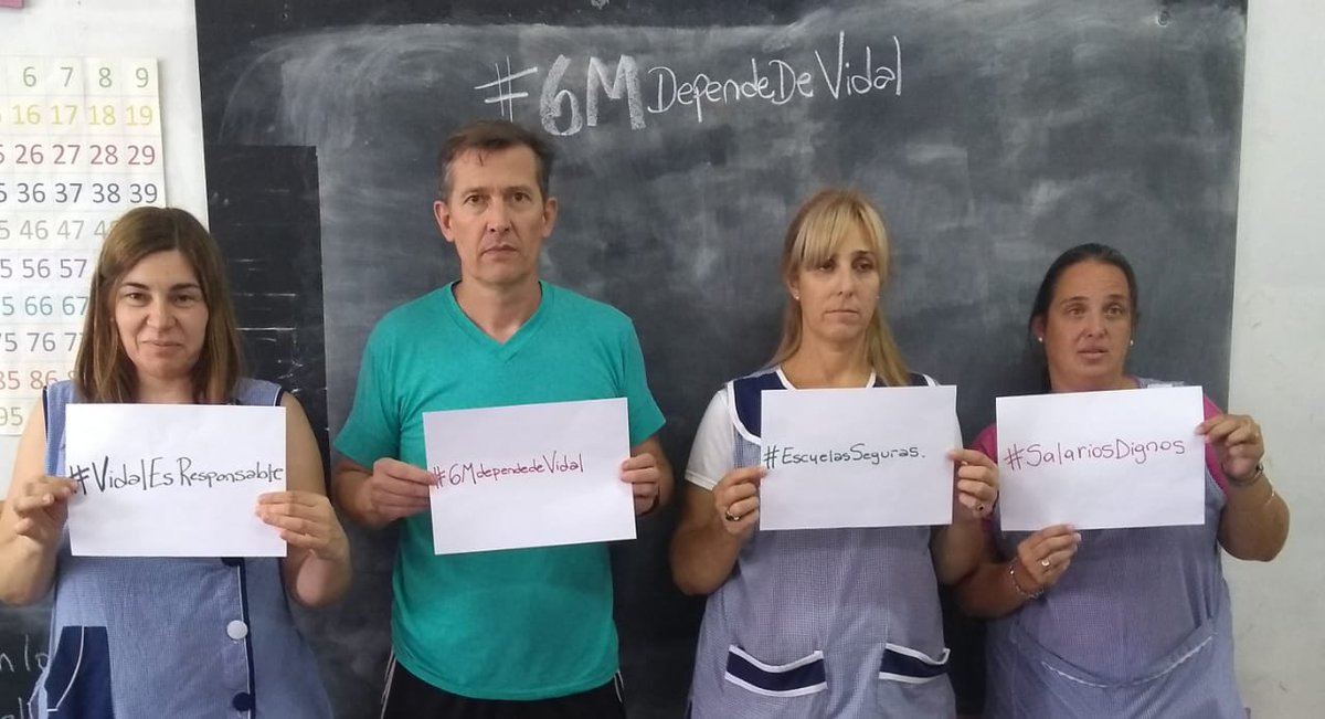 marcelo fabian hilgert's photo on #SalariosDignos
