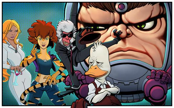The Offenders ( Série animé(s) indépendantes, puis cross overisée/ Marvel Hulu) DzJLZcsX4AACoO3