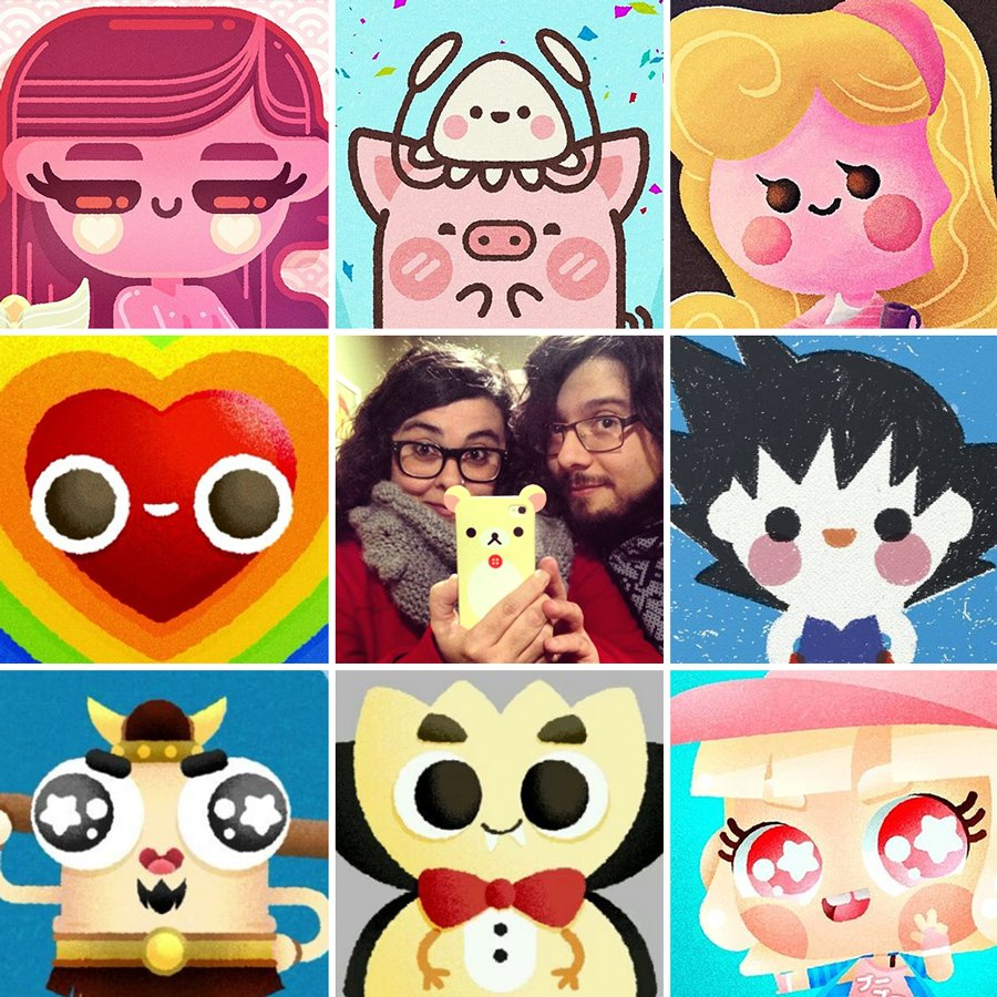 Squid&Pig's photo on #artvsartist