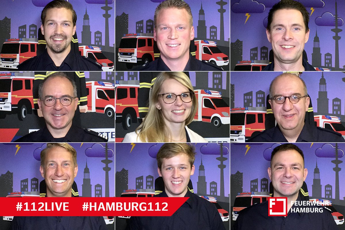 Feuerwehr Hamburg's photo on #hamburg112
