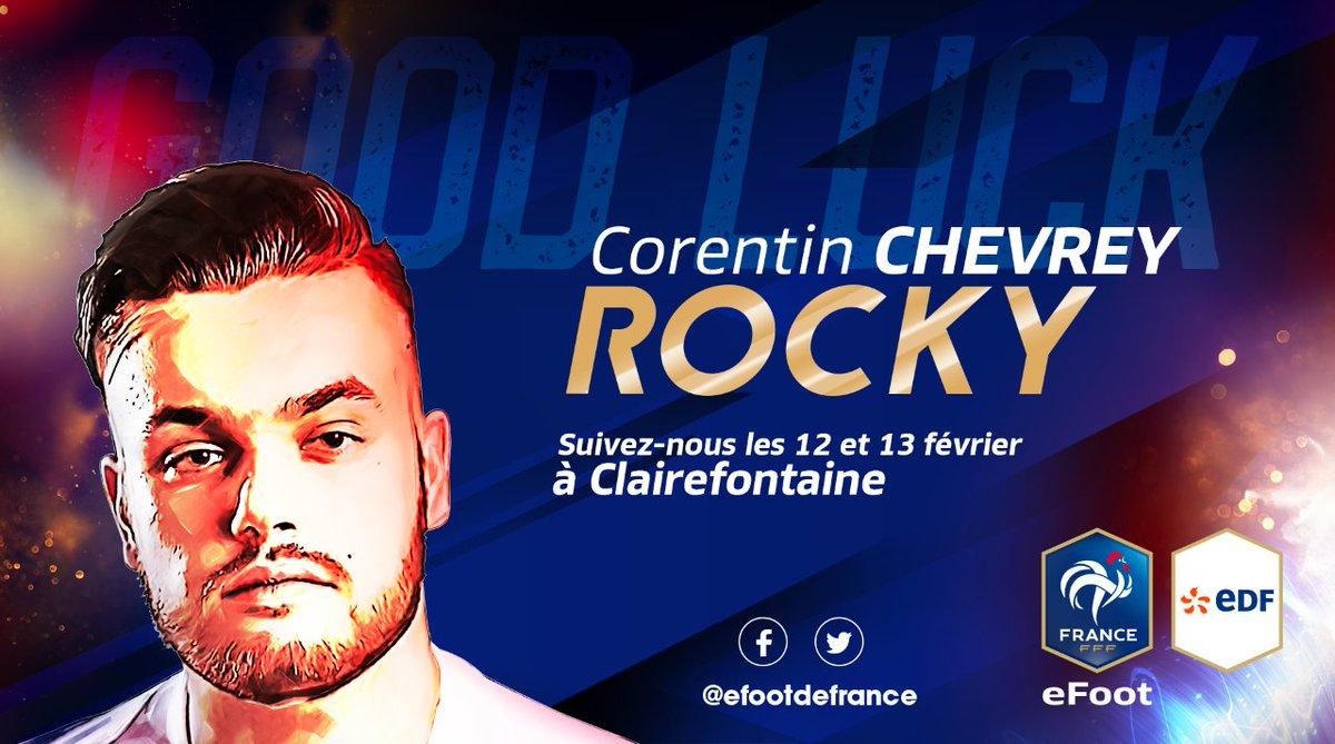 Corentin Chevrey's photo on Clairefontaine