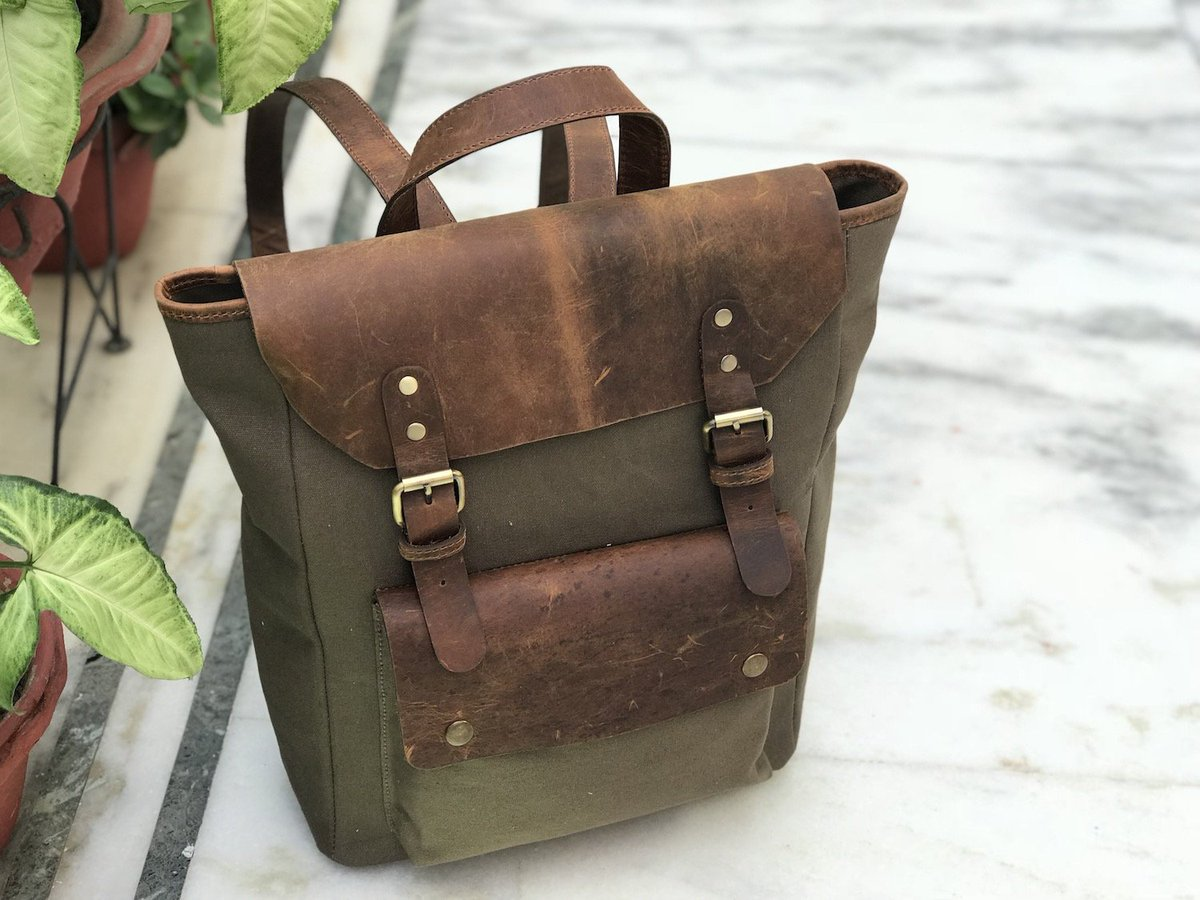 210afdb4f69a Zakara Leather Bags
